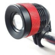 Lanterna / Farol de bike LED T6 WS-920 com Zoom
